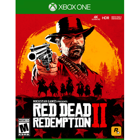 Red Dead Redemption 2, Rockstar Games, Xbox One