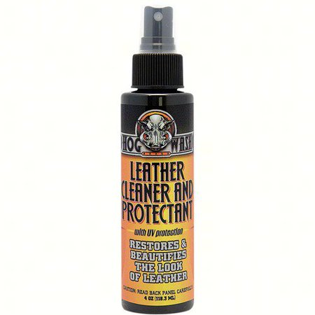 Leather Cleaner & Protectant W/Uv Protection 4Oz