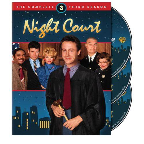 Night Court:The  Complete Third Season (Full Frame)