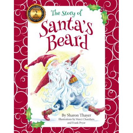 The Story of Santa's Beard (Hardcover) (Best Beard In The World)