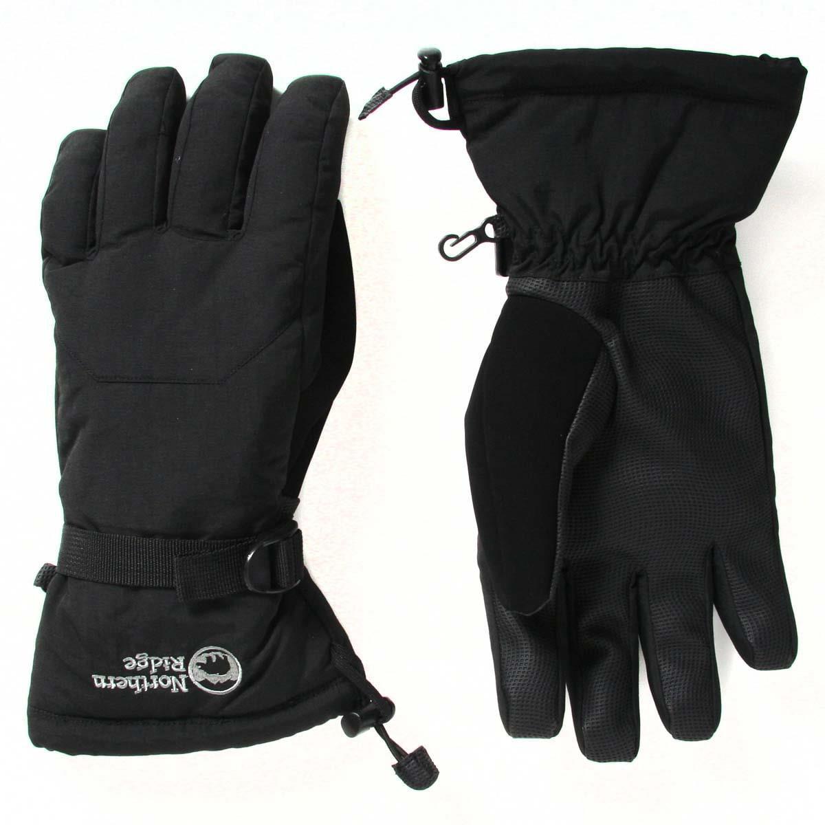 Northern Ridge Mountain Range Gloves by