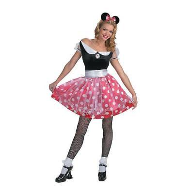 IN-13580056 Minnie Mouse Halloween Costume for Women WOMAN 12-14 By Fun - Minnie Mouse Womens Costume