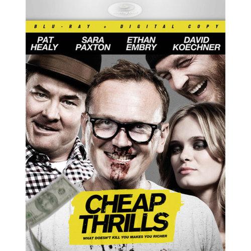 Cheap Thrills (Blu-ray + Digital Copy) (Widescreen)
