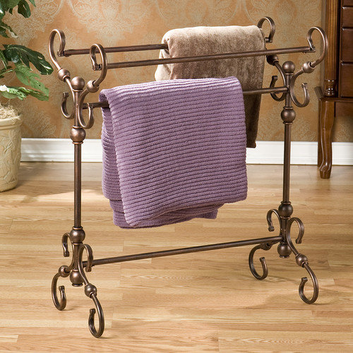 Wildon Home  Fraser Blanket/ Quilt Rack