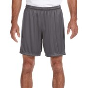 "A4 Drop Ship Adult 7"" Inseam Cooling Performance Shorts"