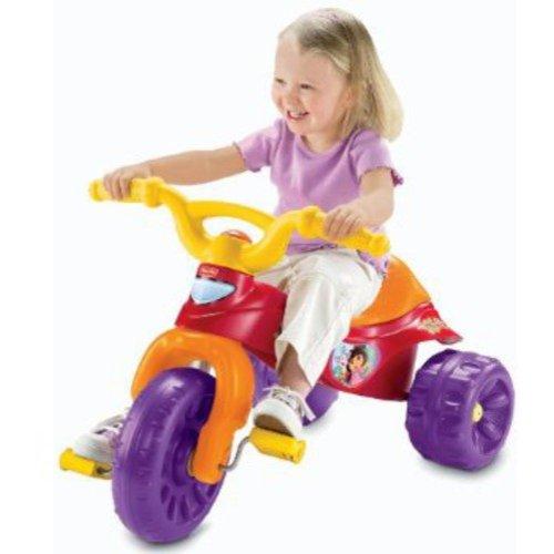 Fisher-Price Dora Tough Trike Ride-On