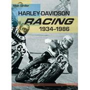Harley-Davidson Racing, 1934-1986