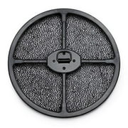 B-AIR GP-1-FF Grizzly Filter Kit, Black - Pack of 2