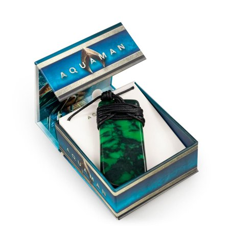 Aquaman Collectibles | Aquaman Movie Maori Toki Pendant | Replica 24 Inch (Maori Jade Pendants)