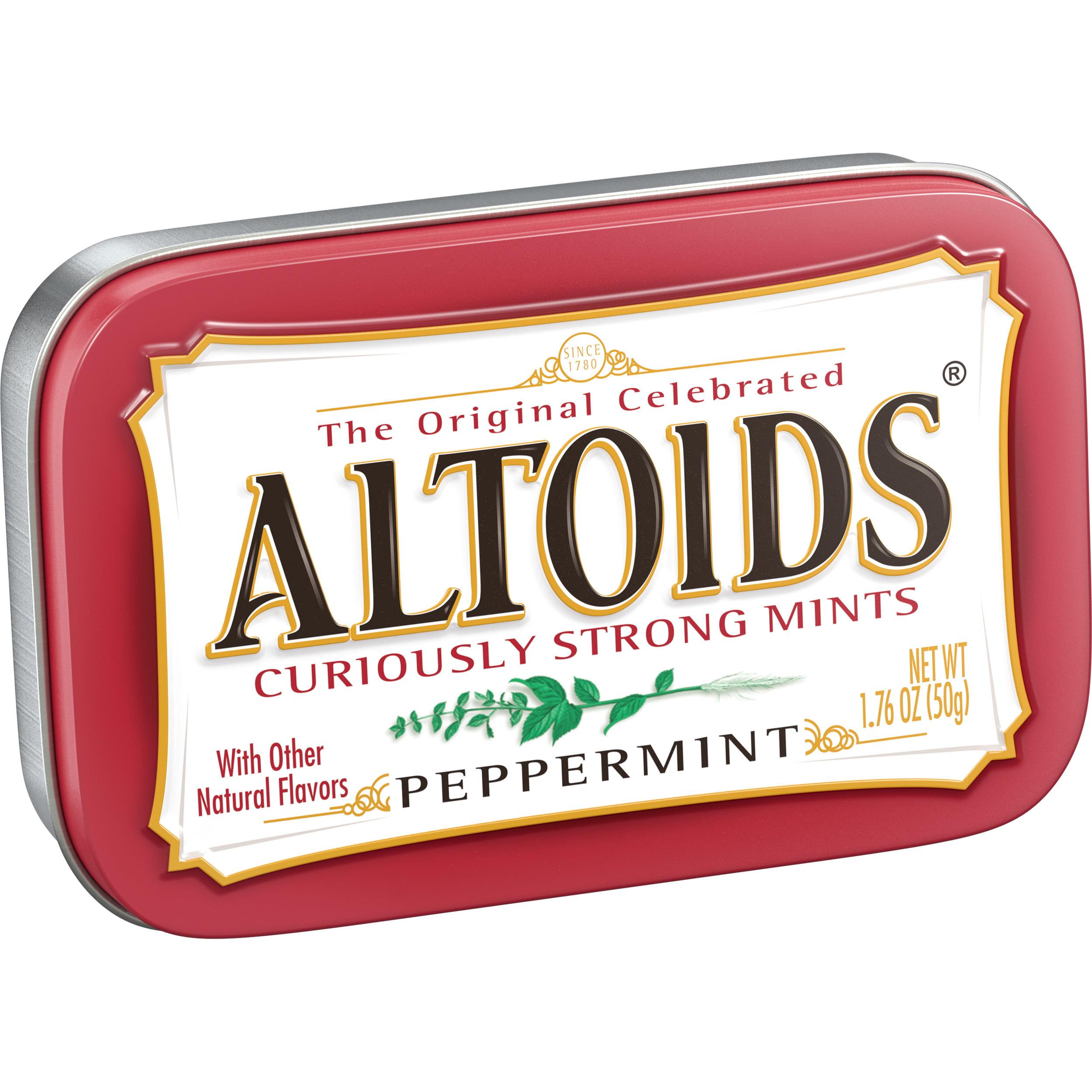 Altoids Peppermint Mints Single Pack, 1.76 ounce by Wrigley
