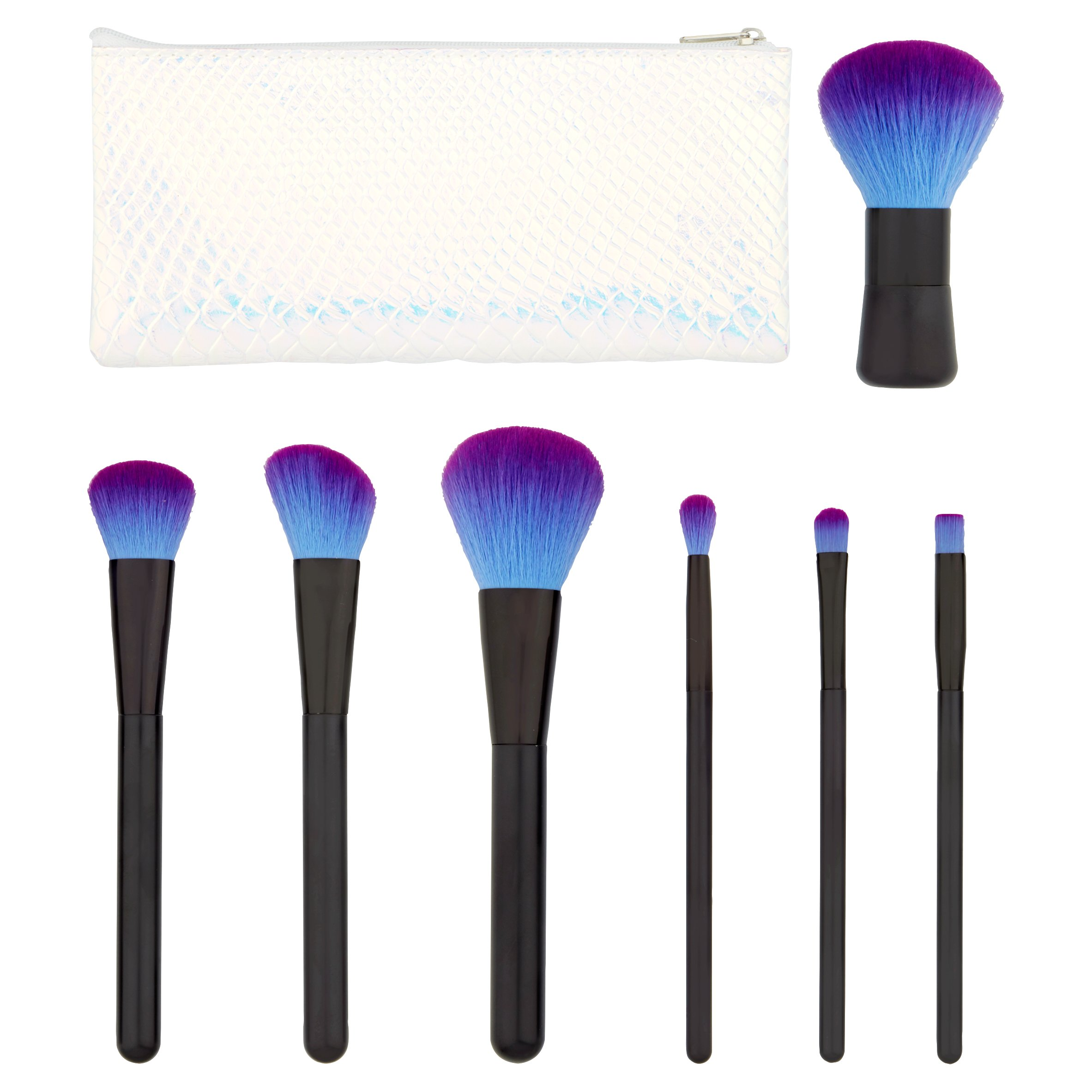 Premium Professional Cosmetic Brush Set, 8 pc , Walmart.com