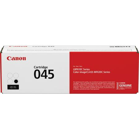 Canon, CNMCRTDG045BK, Cartridge 045 Standard Toner Cartridge, 1 Each