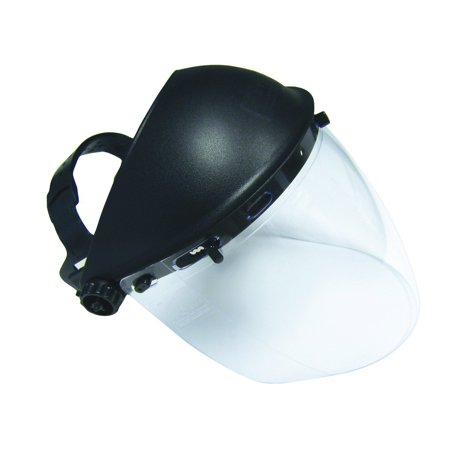 5145 Deluxe Clear Face Shield, Impact-resistant polycarbonate shield By Survival Air Systems Ship from (Survival Air Systems)