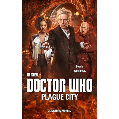 Doctor Who: Plague City (Black Plague Doctor)