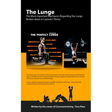 The Lunge Exercise - eBook