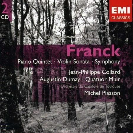 Piano Quintet / Violin Sonata / Symphony (CD) (Remaster) (Piano Quintet Violin)