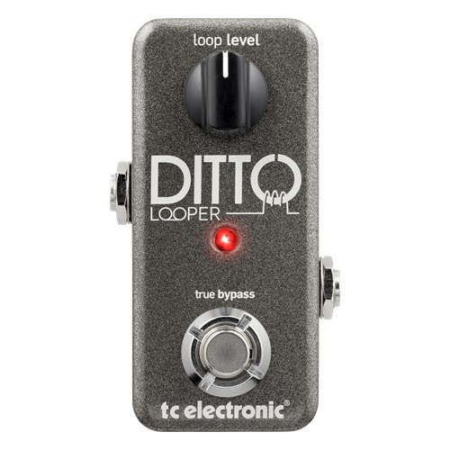TC Electronic Ditto Looper Pedal by TC Electronics