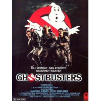 """Ghostbusters - movie POSTER (Style G) (11"""" x 17"""") (1984)"""
