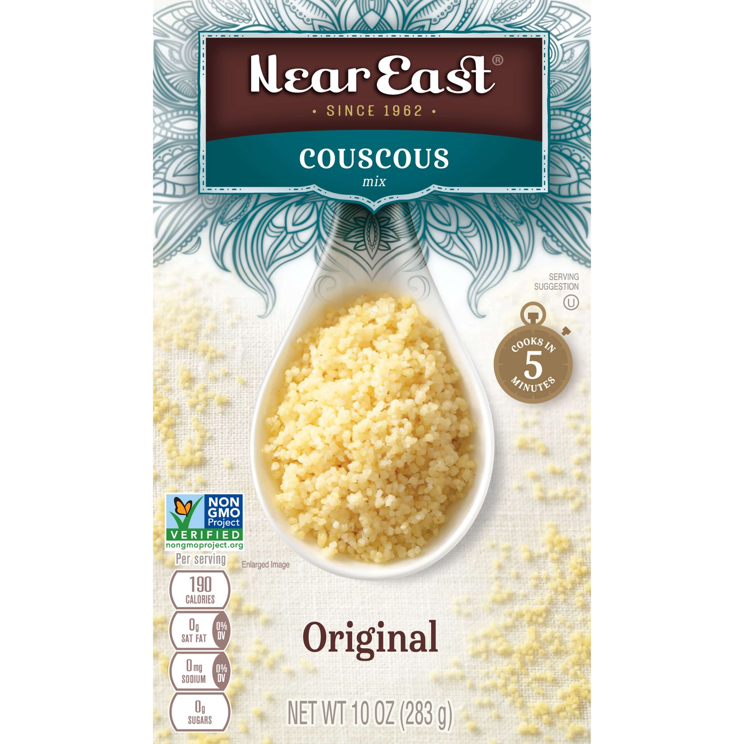 Near East Couscous Mix, Original, 10 oz Box