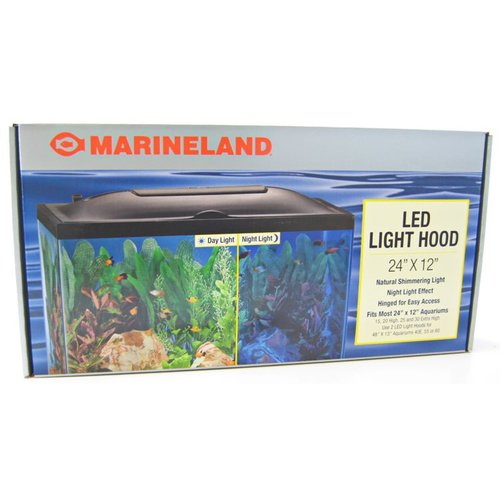 Marineland Led Light Hood 10 Gallon   Iron Blog