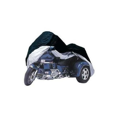 - Formosa Covers Trike Cover fits Honda Goldwing or Harley Davidson - One Size Fits All