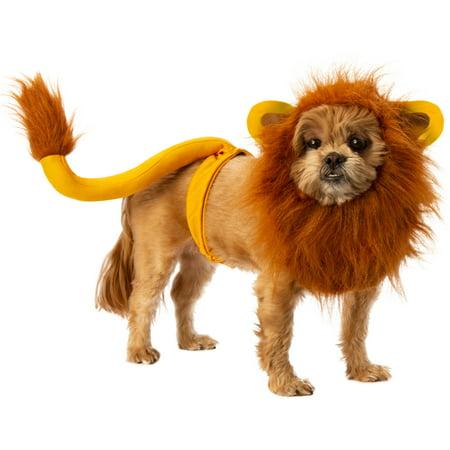 Giraffe Lion King Costume (Rubies Lion King Pet Halloween)