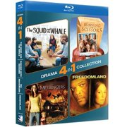 Drama 4-In-1 Collection: The Squid And The Whale   Running With Scissors   The Messengers   Freedomland (Blu-ray) by
