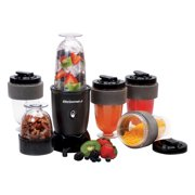 Elite Gourment EPB-1800 Personal Drink Blender and Travel Cups