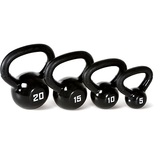 Marcy Kettle Bell Set: VKBS-50