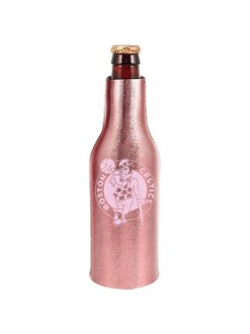 Boston Celtics 12oz. Rose Gold Bottle Cooler