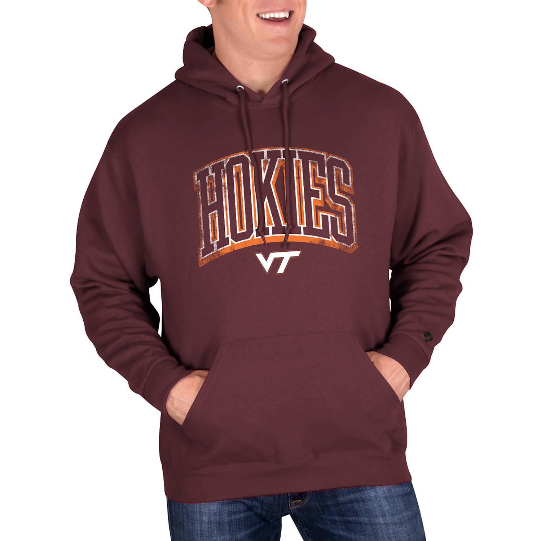 NCAA Virginia Tech Hokies Mens Classic-Fit Pullover Hood