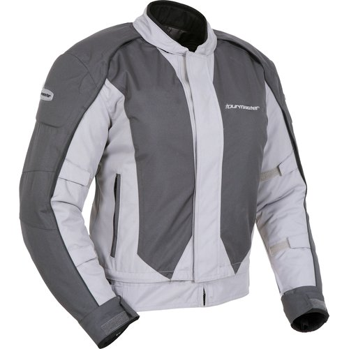 Tourmaster Womens Flex Series 3 Textile Jacket Gun Metal