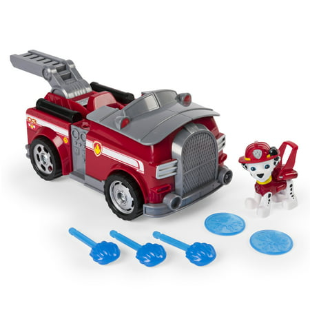 Paw Patrol - Flip & Fly Marshall, 2-in-1 Transforming Vehicle