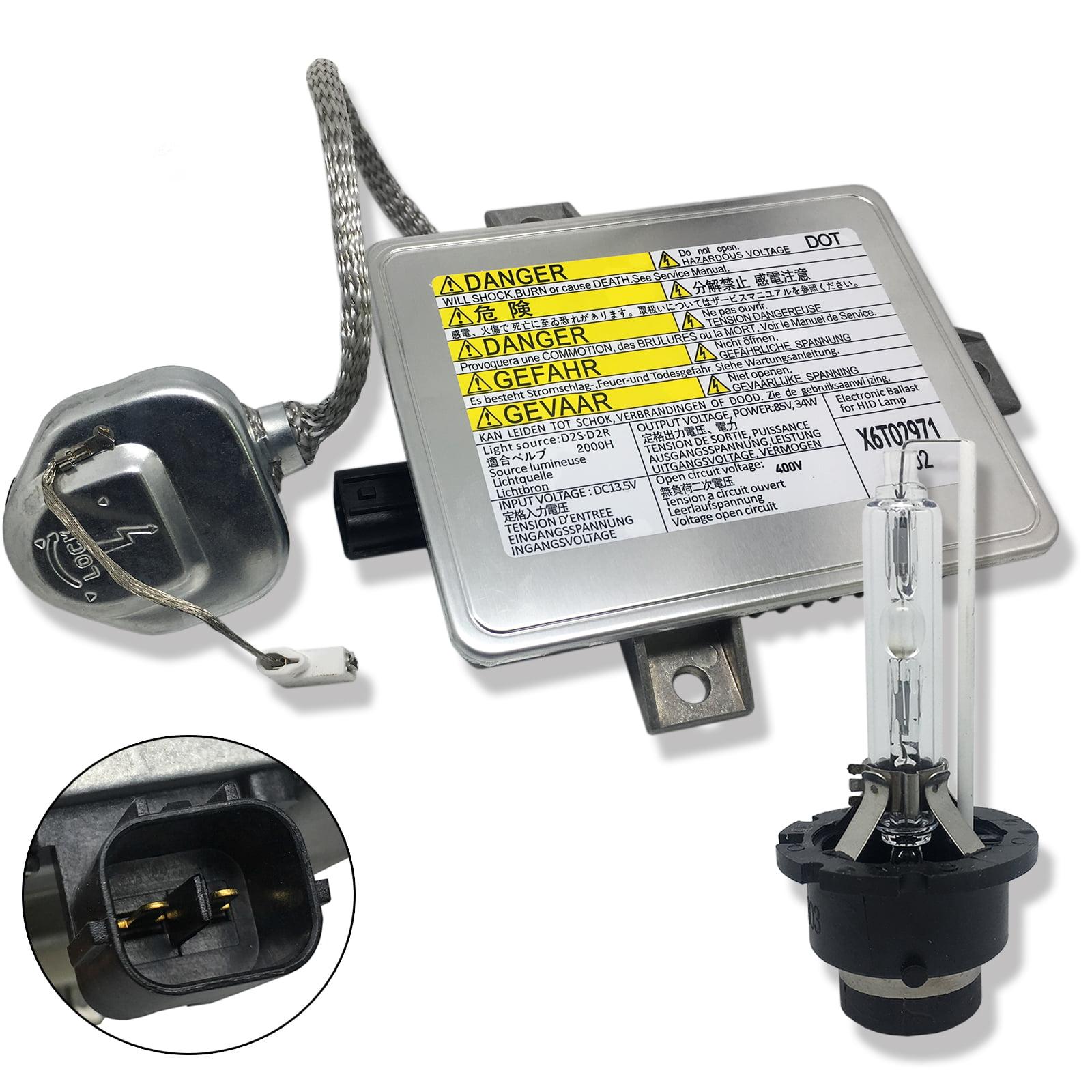 New HID Xenon Headlight Ballast & Igniter & Bulb For 2004