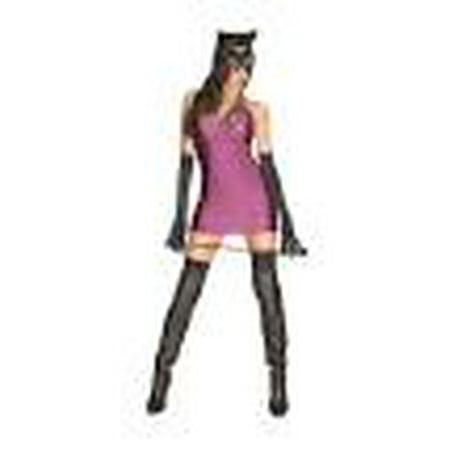 Catwoman DC Super Villians Adult Costume - Female Superheros And Villians