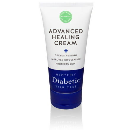 Neoteric Diabetic Skin Care Advanced Healing Cream 4 Oz. Diabetic Pure Skin