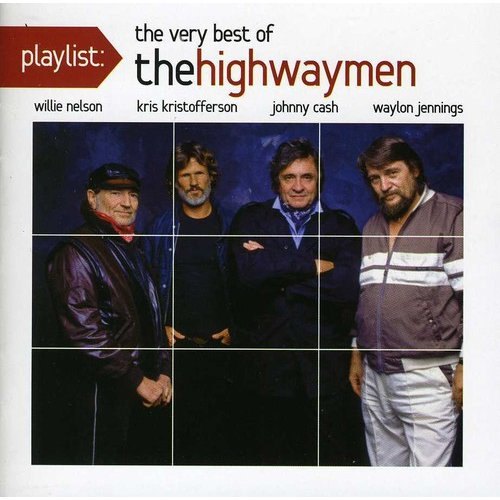PLAYLIST: THE VERY BEST OF THE HIGHWAYMEN [887654337924]