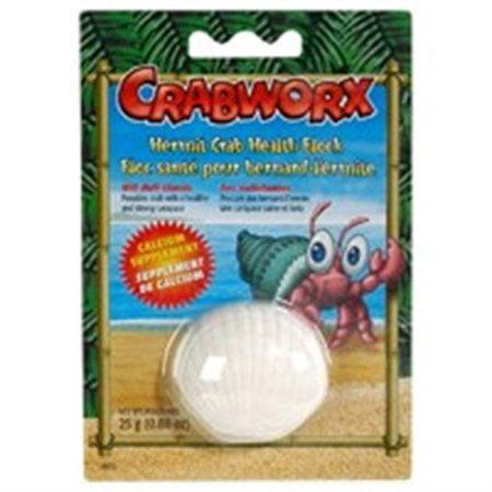 (2 Pack) Crabworx Hermit Crab Health Block