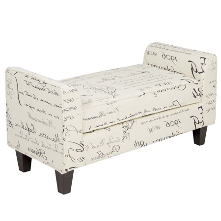 Awe Inspiring Best Choice Products Home Furniture 41 Linen Ottoman Bench Sofa Seat W Print Signature Design Caraccident5 Cool Chair Designs And Ideas Caraccident5Info