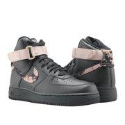 Nike Air Force 1 High Print Black/White/Beige Men's Basketball Shoes AR1954-002