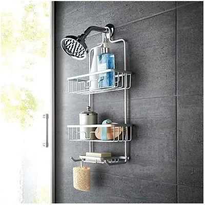 .ORG NeverRust Shower Caddy by