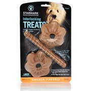 Starmark Everlocking Treats (Medium Breed) - Chicken, 2 Count