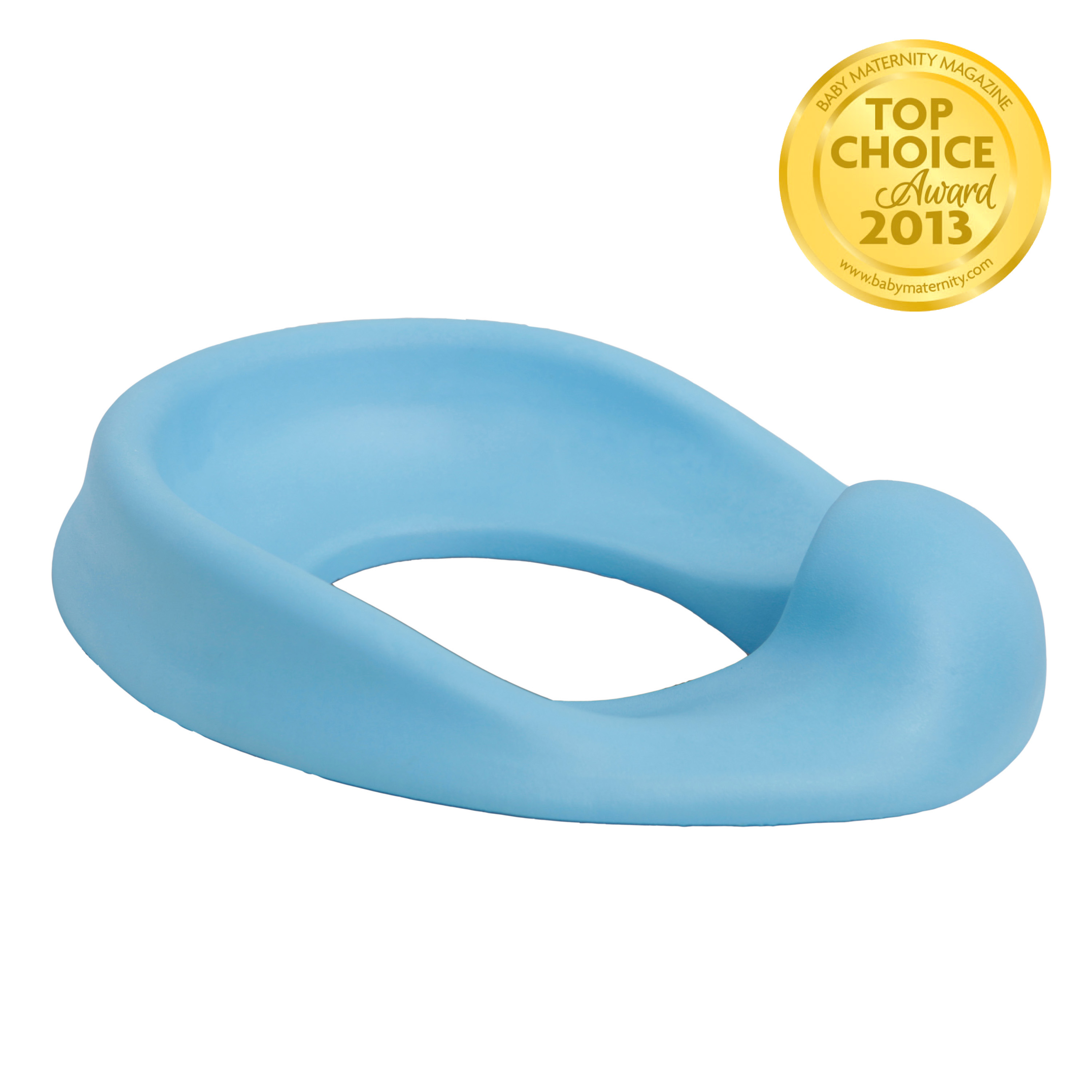 Dreambaby Soft Touch Potty Seat, Blue
