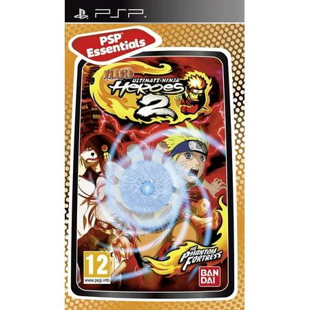 Naruto Ultimate - Ninja Heroes 2 Essentials (Sony (Naruto Ultimate Ninja Heroes 2 Psp Cheats)