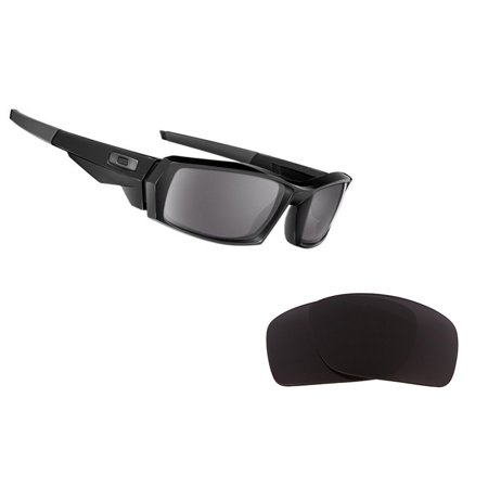 f3bd4be36d2 Best SEEK Polarized Replacement Lenses Oakley Sunglasses CANTEEN (2006)  Black