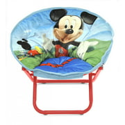 Mickey Mouse Mini Collapsible Saucer Chair