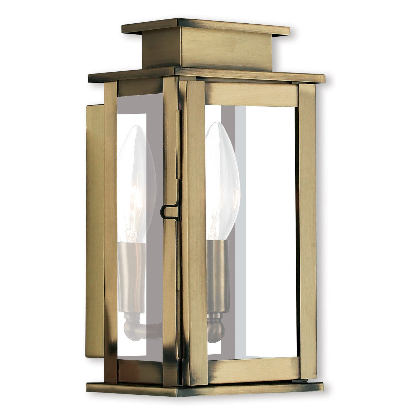 Livex Lighting Princeton 1 Light Wall Lantern