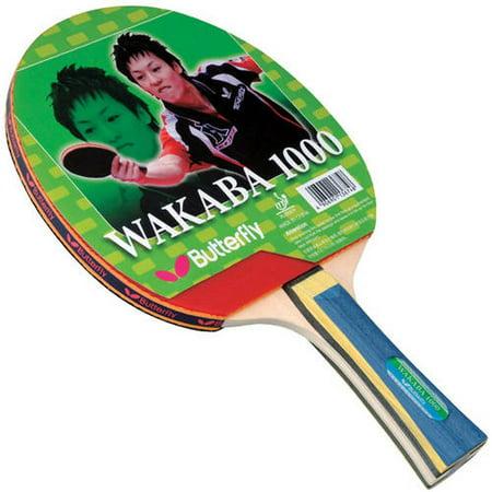 Butterfly Wakaba 1000 Table Tennis Racket (Best Tt Racket Under 1000)