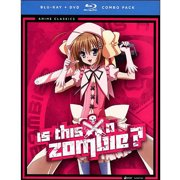 Is This A Zombie?: The Complete First Season (Blu-ray + DVD) by