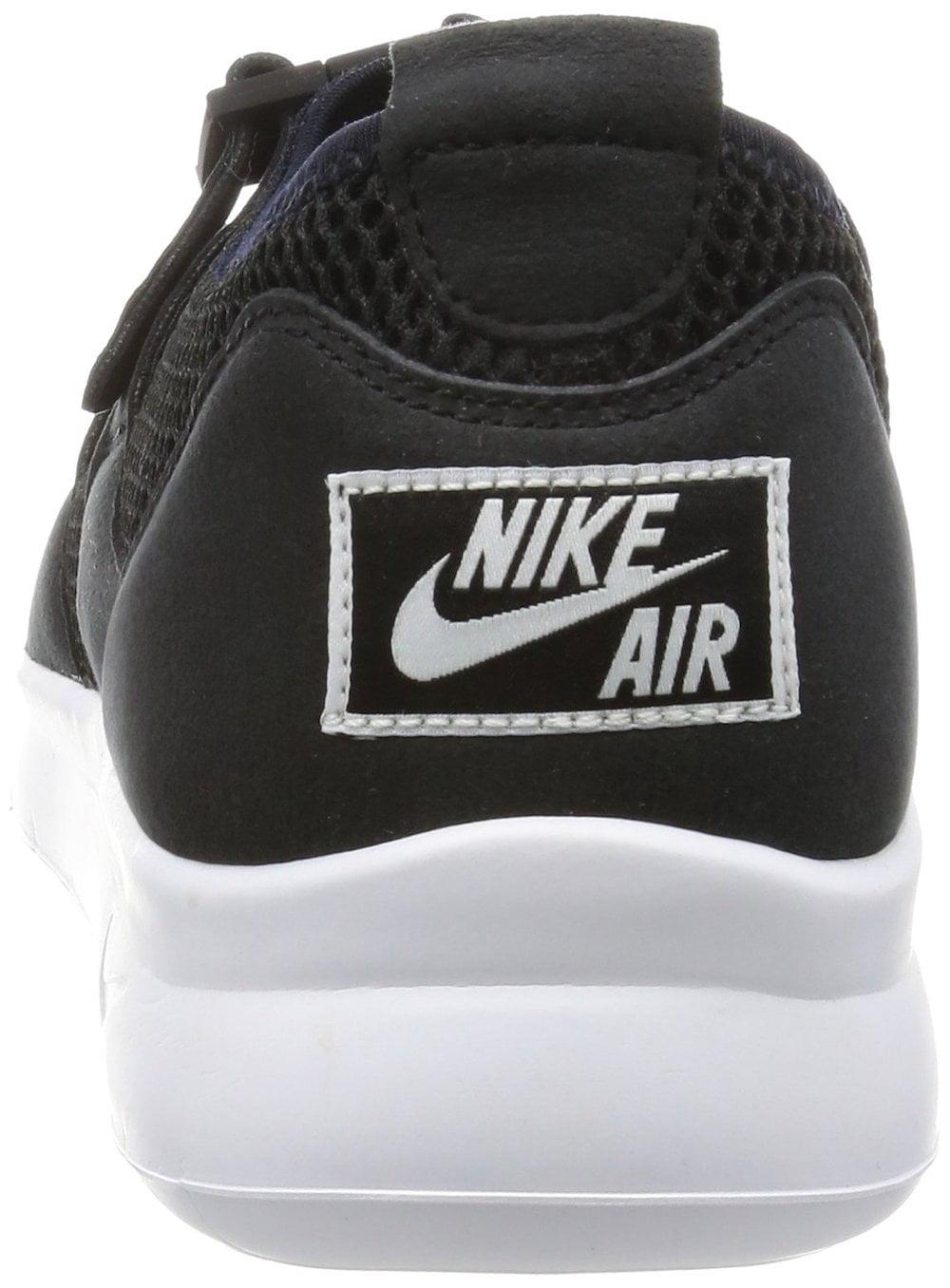 Nike Mens Air Sock Racer SE Black/White Running Shoe (7.5 D(M) US)